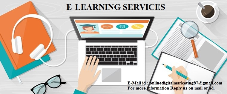 E-Learning Services