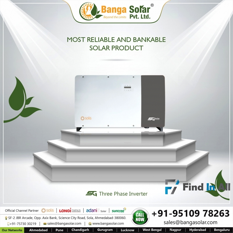 WE ARE ONE OF THE LARGEST SOLAR PRODUCTS DISTRIBUTOR