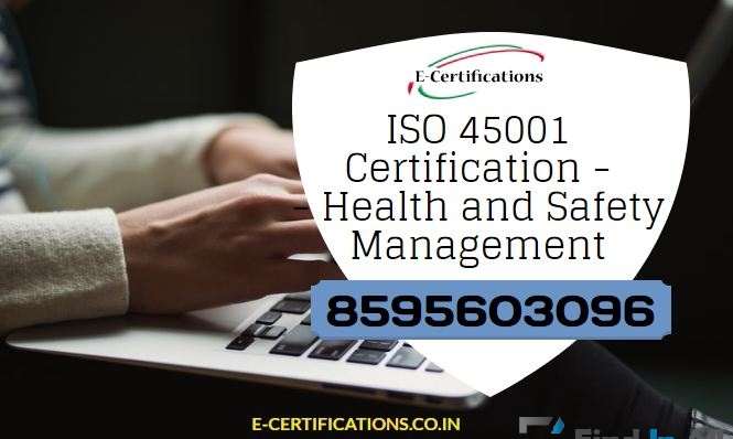 Get ISO 45001 Health and Safety Certification