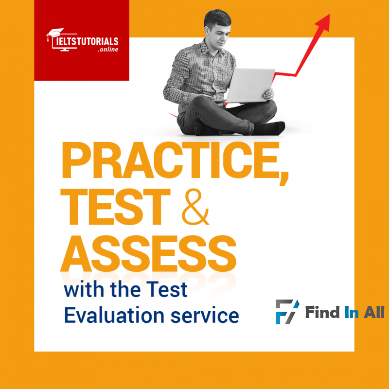 IELTS Test Evaluation services help to improve better.