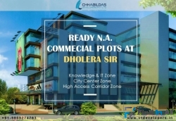 COMMERCIAL PLOTS IN CITY CENTRE AND HIGH ACCESS ZONE FOR SALE