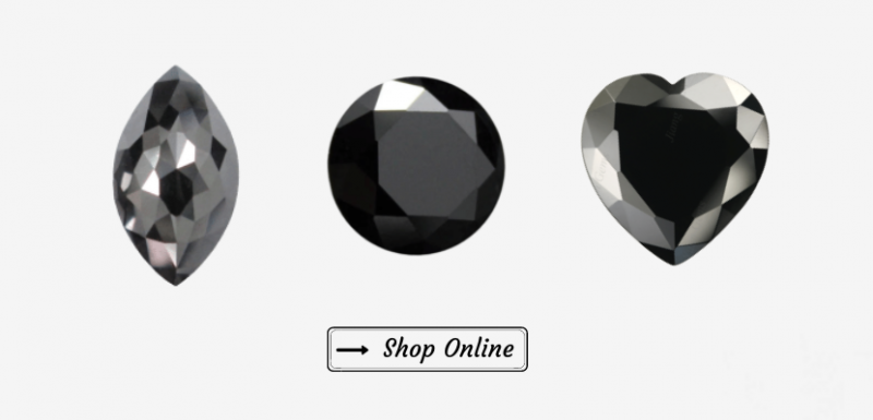 Buy Black Diamonds in Various Fancy Shape at Wholesale Price.