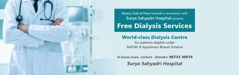 Sahyadri largest chain of Best Multispecialty Hospitals in pune,India.