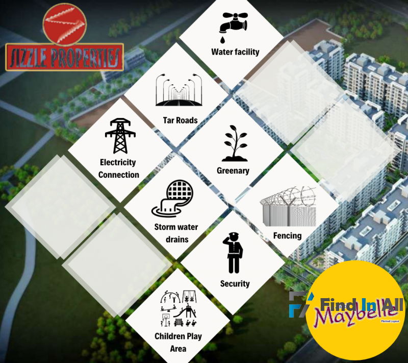 Luxury Residential plots for sale in Bangalore