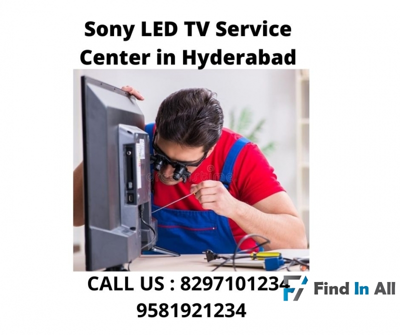 Sony LED TV Service Center in Hyderabad | 8297101234