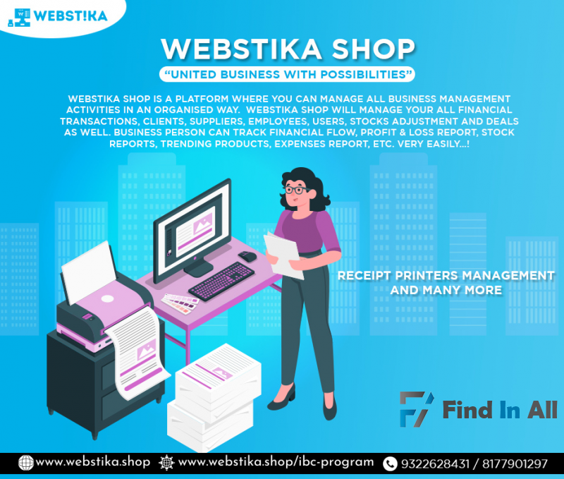 WebstikaShop