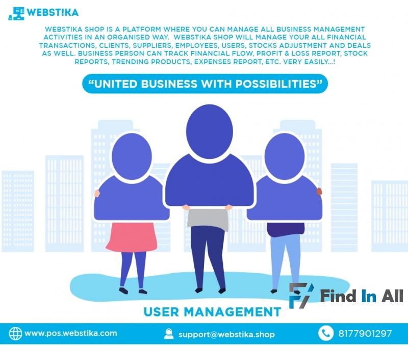 UNITED BUSINESS WITH POSSIBILITIES
