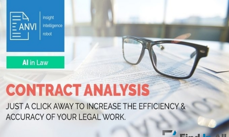 Contract Analysis Software by using Artificial Intelligence - Anvi Legal