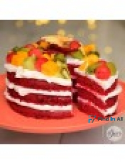 Online flavored cake delivery in Delhi | Online chocolate cake shop in Kaushambi
