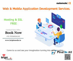 Web Development Mobile App Development Service - Professional Developers‎