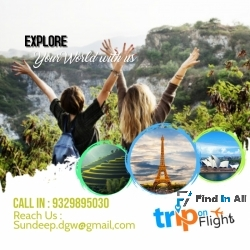 Great holiday packages complete with sightseeing tours