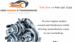 Best Place to Replace Used Engines and Transmissions