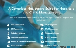 Hospital Management System | Hospital Management Software India - Call Us : 9415406114