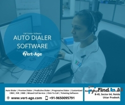 Get Your Auto Dialer at Affordable rates Now | +91-9650095791 Vert-Age