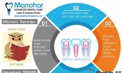 Dental doctors in vizag Manohar dental care