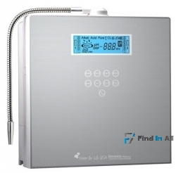 Buy Alkaline water ionizer machine to get pre drinking water