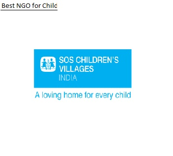 Best NGO for Children in India | SOS Childrens Villages
