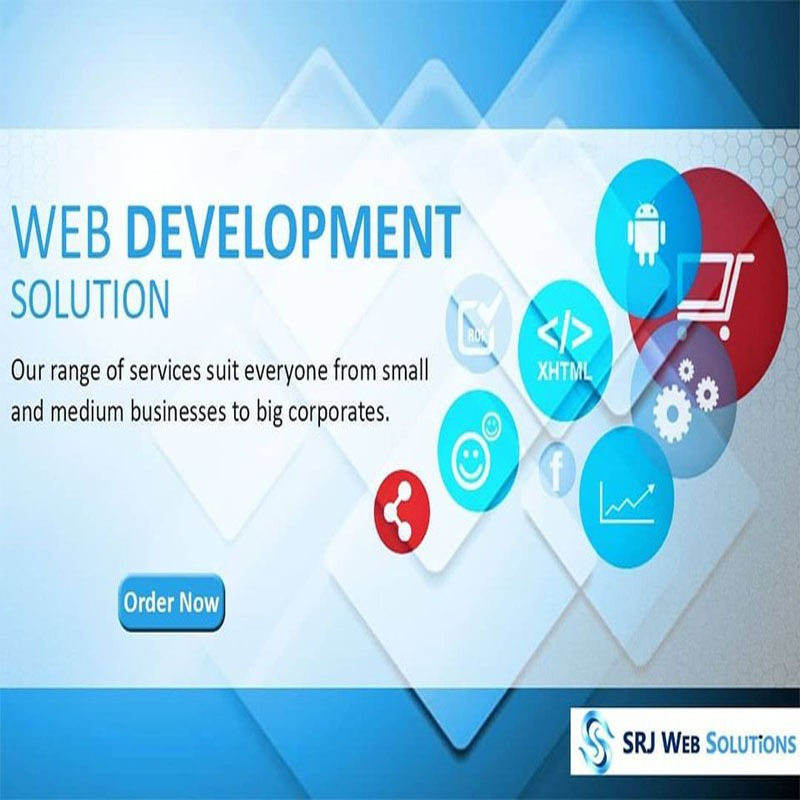 SRJ Web Solutions